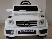 Классный электромобиль на гелевых колесах/Машинка/Электрокар