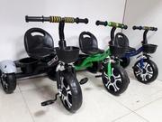 Классный трехколесный велосипед для детей/Отличный подарок/